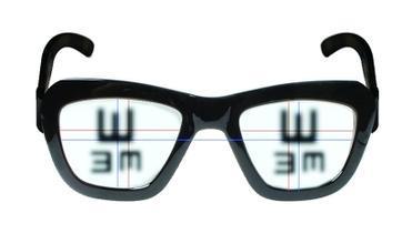 为什么戴了眼镜之后视力依旧在下降?